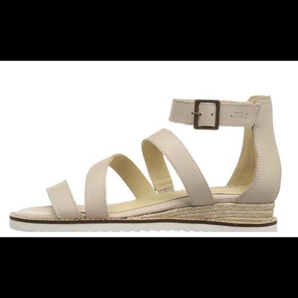 14f59cb69ed Jambu Riviera Sandals Nude Solid 8.5 M New JBU